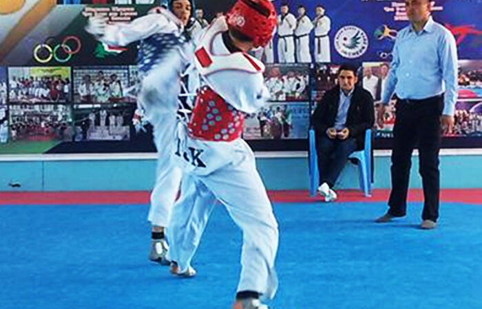 Таджикистанцы готовятся к отбору на Олимпиаду по таэквон-до WT