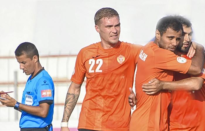 Чемпионат Таджикистана-2020: две ничьи на старте 14-го тура