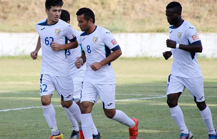 Чемпионат Таджикистана: «Куктош» выиграл, «Равшан» и «Файзканд» сыграли вничью