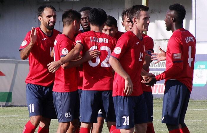 Чемпионат Таджикистана-2020: борьба продолжается