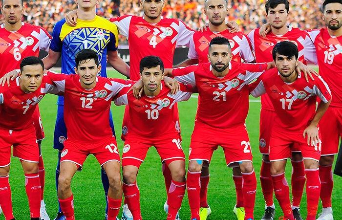 До матча отборочного турнира ЧМ-2022 Таджикистан – Монголия – 20 дней