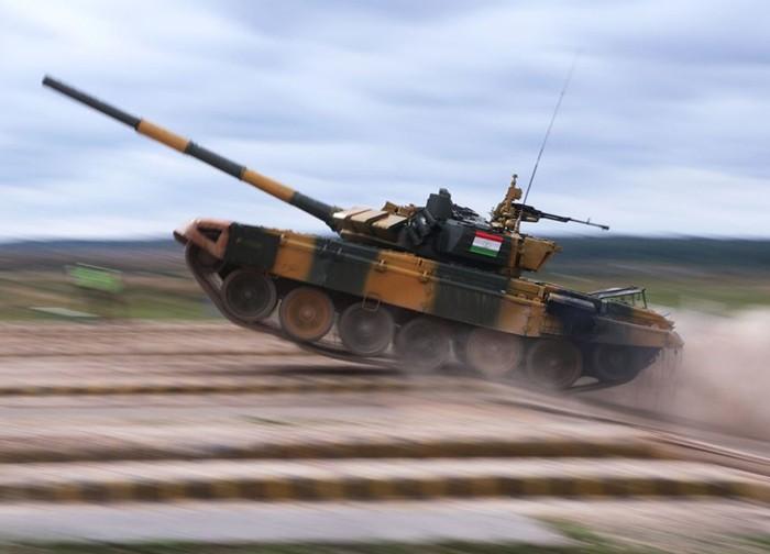 «Танковый биатлон-2020» выиграла Россия, Таджикистан во 2-м дивизионе стал третьим