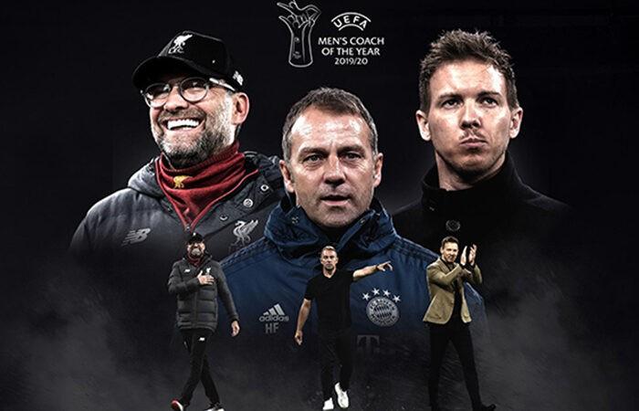 Клопп, Флик и Нагельсманн – претенденты на титул тренера года УЕФА