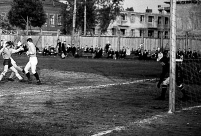 Легенда №: Рустам Долтабаев –  первый таджикский футболист