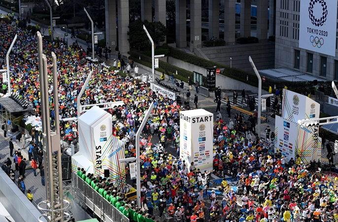 Токийский марафон перенесен на конец 2021 года