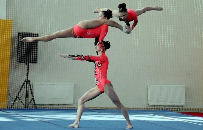 Акробатика: красивый и очень зрелищный вид