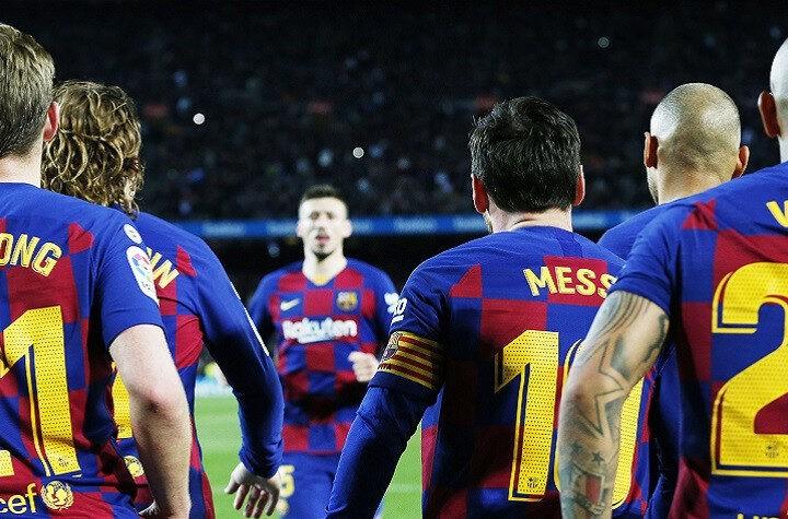 «Барселона» подала жалобу на работу судейской бригады