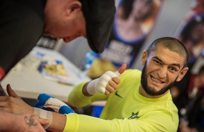 Чимаев объявил себя чемпионом UFC