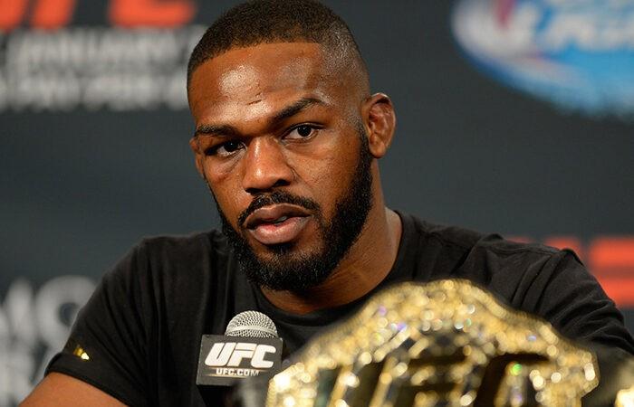 Джон Джонс не собирается уступать Хабибу первое место в рейтинге UFC