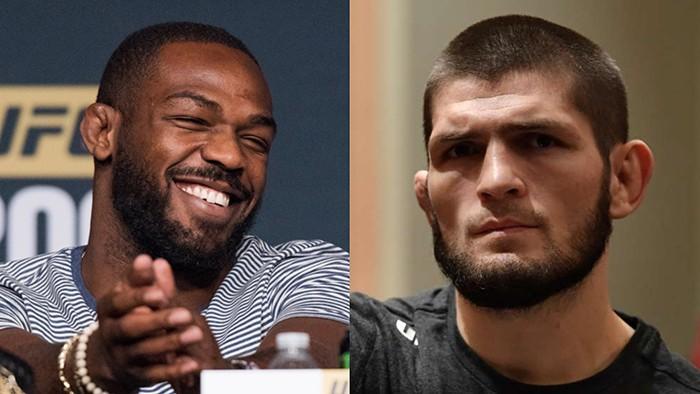 Джон Джонс возмущен лидерством Хабиба в рейтинге UFC