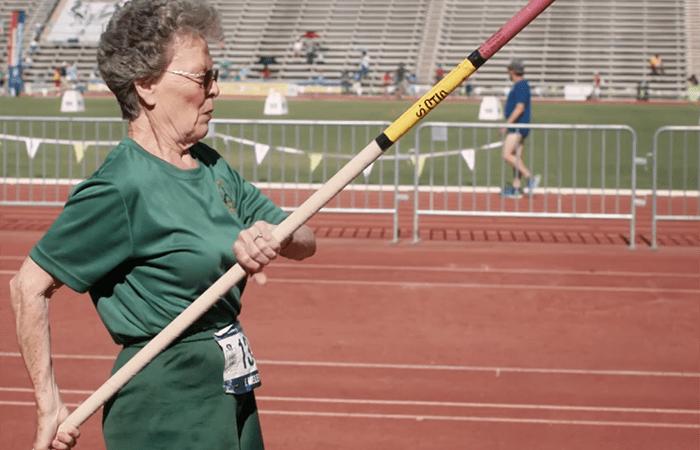 Знакомьтесь, 85-летняя рекордсменка мира!
