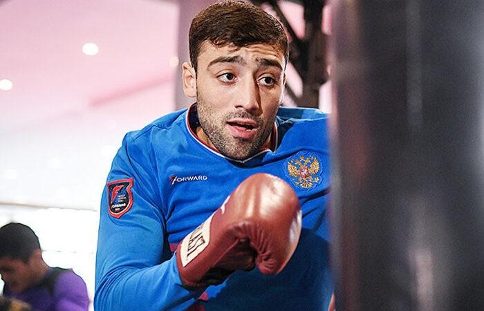 Осужденный боксер отобрался на чемпионат России