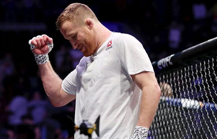 Гэтжи приблизился к Нурмагомедову в рейтинге лучших бойцов UFC