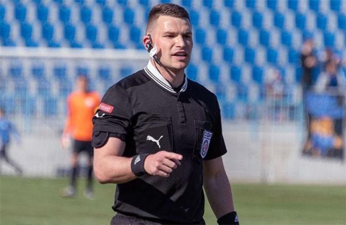 Судья матча «Ахмат» – «Спартак» был избит в Грозном
