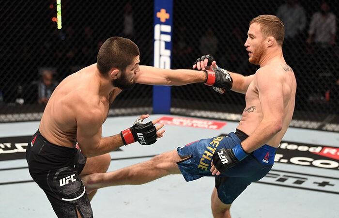 Самый презираемый боец UFC высказался о  Нурмагомедове и Гэтжи
