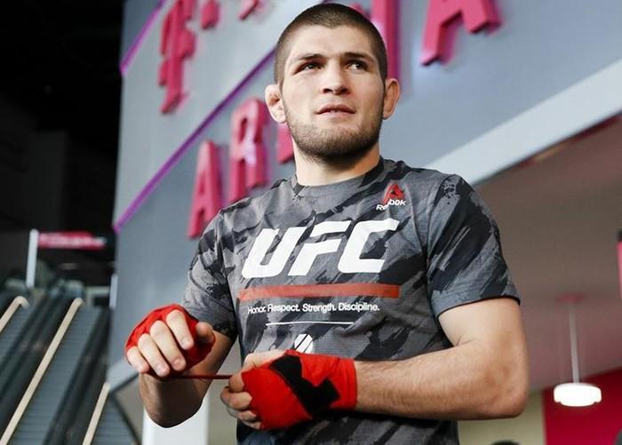 Нурмагомедова уличили в нарушении правил UFC