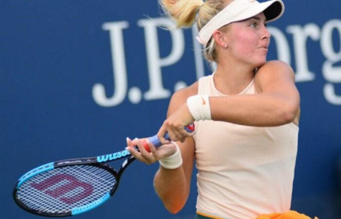 Американскую теннисистку дисквалифицировали за употребление допинга