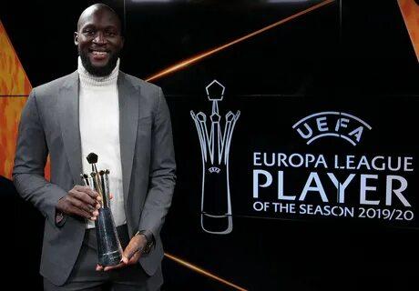 Лукаку – лучший игрок Лиги Европы-2019/20