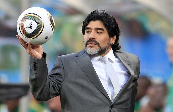 Легенде мирового футбола Марадоне – 60!