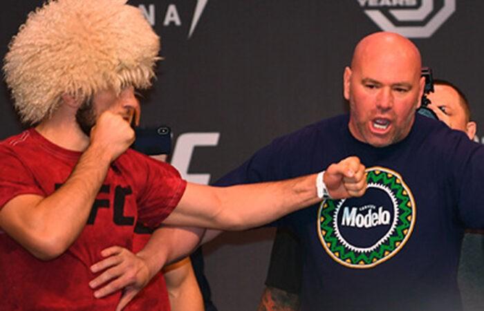 Глава UFC пообещал особенного соперника для Нурмагомедова после Гэтжи
