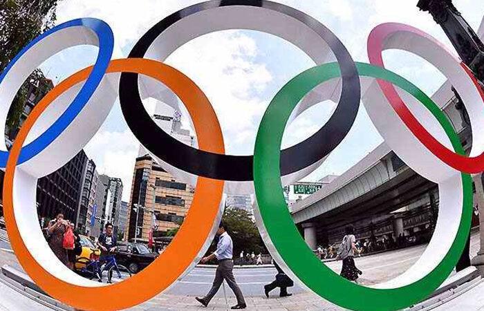 В Токио запустили обратный отсчет 100 дней до Олимпиады