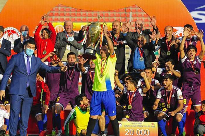 «Равшан» и «Худжанд» не сыграют друг с другом в Кубке АФК