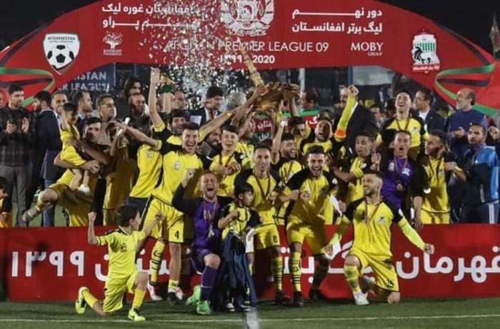 «Шахин Асмайе» стал пятикратным чемпионом Афганистана