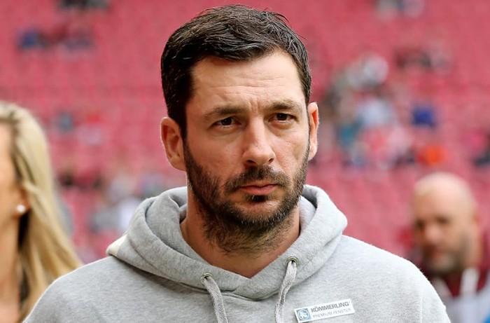 Шварц назначен главным тренером «Динамо»