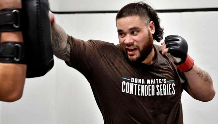 Тяжеловес UFC арестован за драку в баре