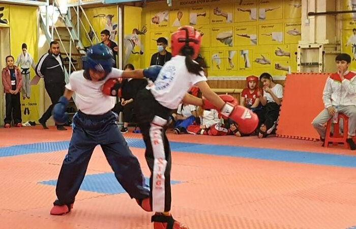 В Душанбе прошел турнир по кикбоксингу «Наши надежды»