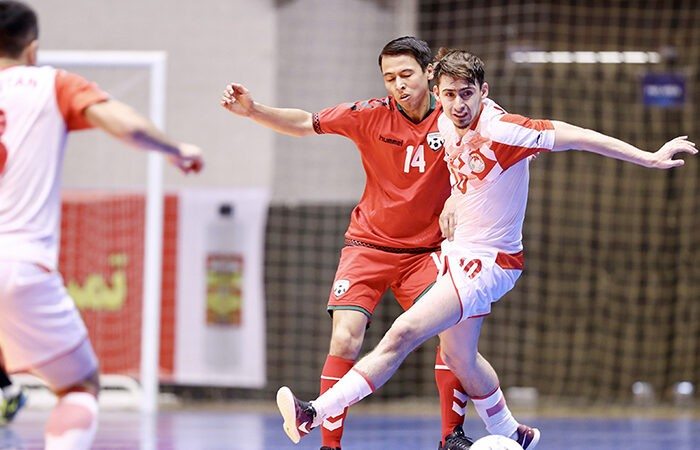 Сборная Таджикистана по футзалу сыграет с Кыргызстаном