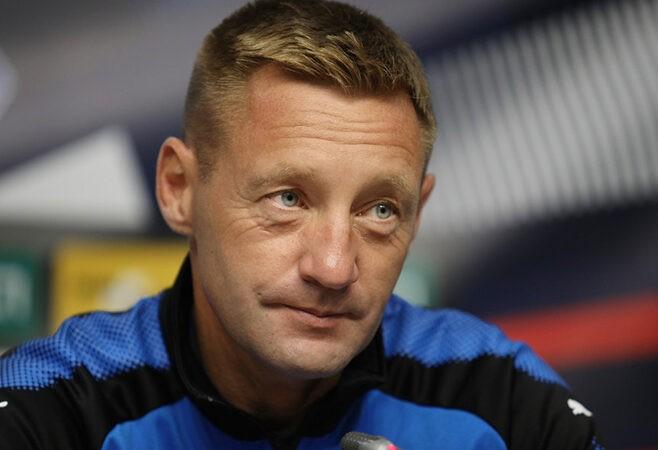 Андрей Тихонов назначен главным тренером «Астаны»