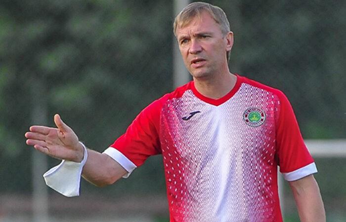 Виталий Левченко: «Мы с оптимизмом смотрим в будущее»