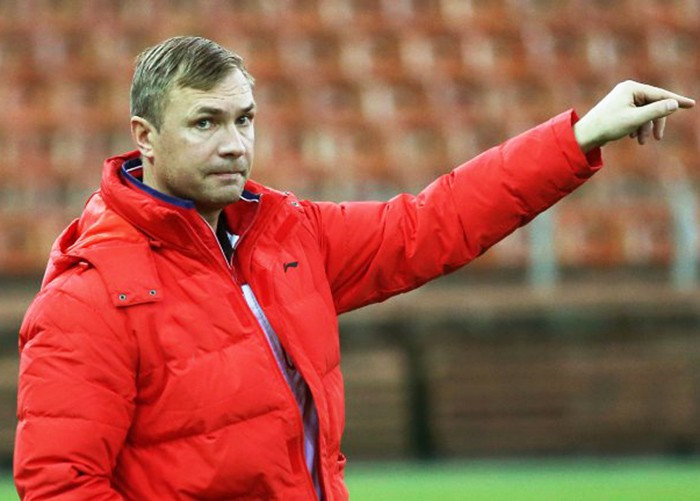 Виталий Левченко: «В команде все должны работать как швейцарские часы»