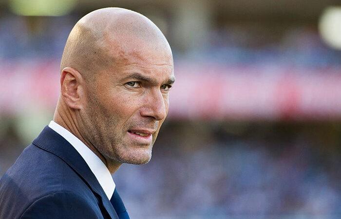 Зидан не разговаривает с футболистами «Реала» уже несколько месяцев