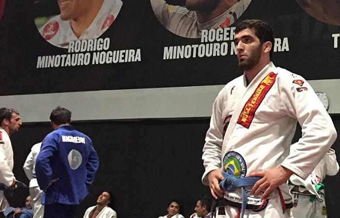 Комил Боймуродов – таджикский мастер бразильского боевого искусства