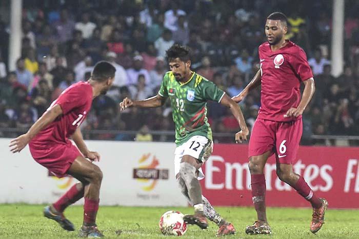 Катар и Бангладеш сыграют единственный отборочный матч в Азии в 2020 году