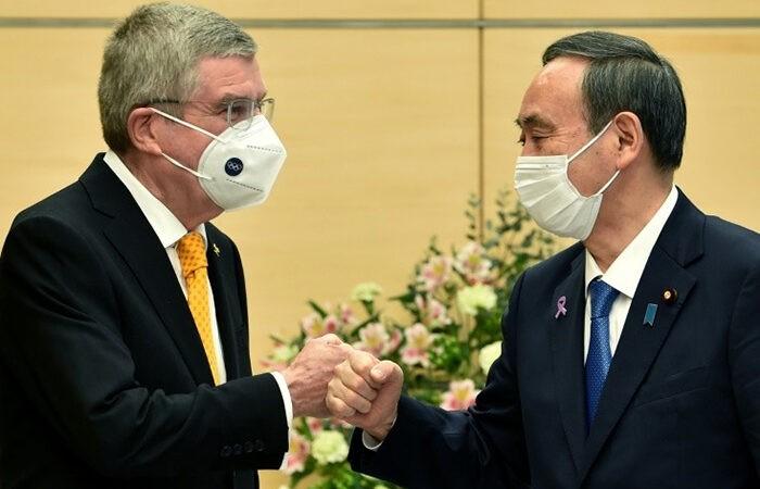 Япония и глава МОК не отказываются от Олимпиады в пандемию