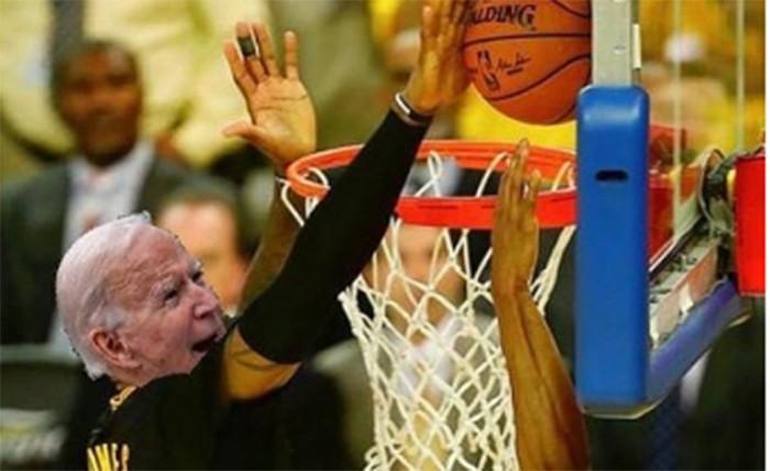 Леброн и другие звезды НБА празднуют: они в восторге от победы Джо Байдена