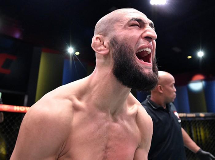 «Новый Хабиб» возмутился своей позицией в обновленном рейтинге UFC