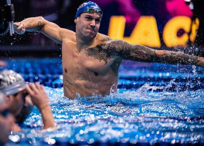 Американец побил рекорд мира по плаванию