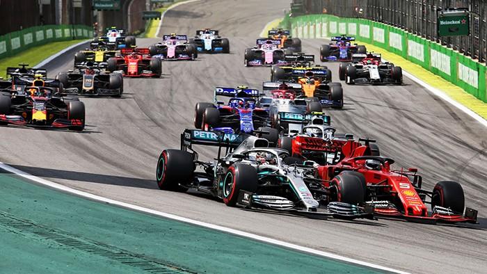«Формула-1» представила предварительный календарь сезона-2021