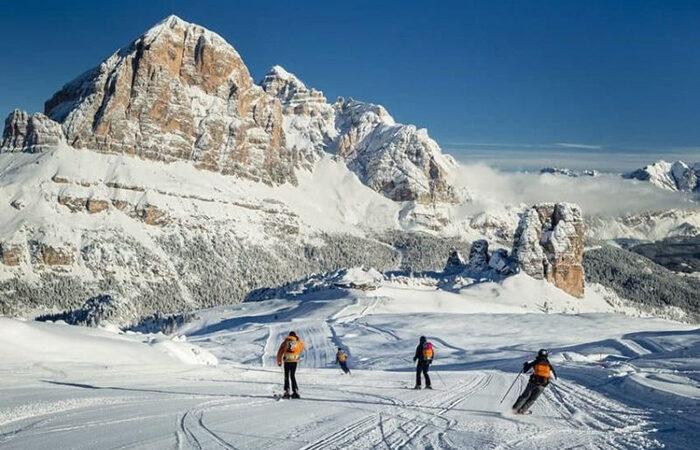 В Альпах началось строительство инфраструктуры Игр-2026