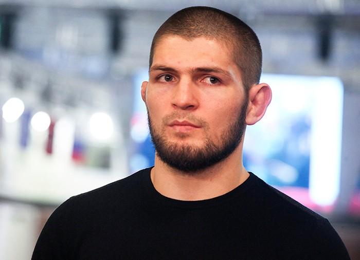 Хабиб получил приз от UFC за лучший прием 2020 года