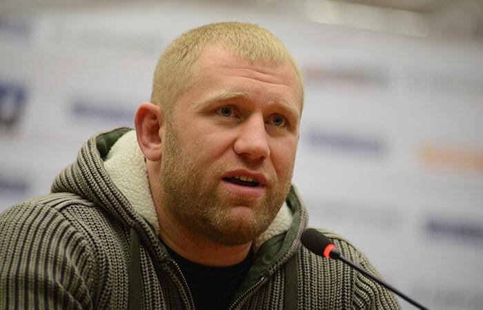Харитонов прокомментировал конфликт Хабиба и Кадырова