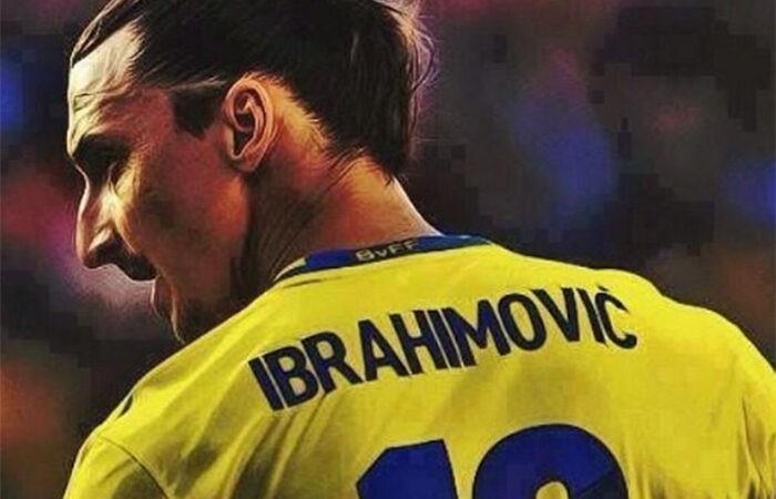Ибрагимович назвал Роналдо лучшим игроком в истории футбола