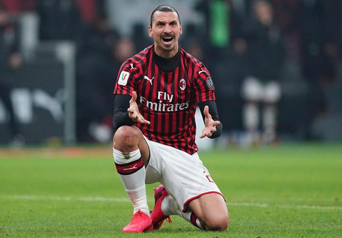 Ибрагимович: останется ли он в «Милане»?