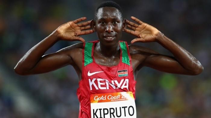 Олимпийский чемпион из Кении обвинен в связи с несовершеннолетней