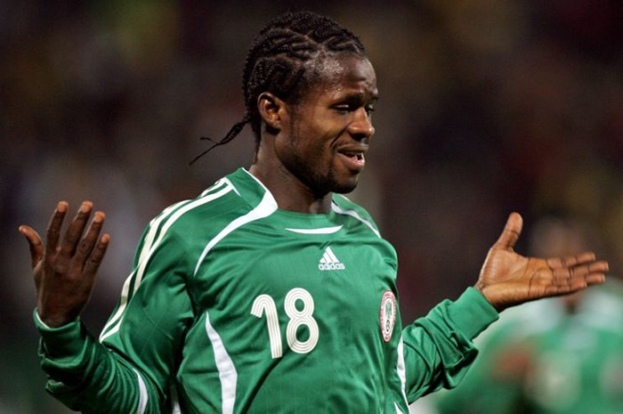 Экс-футболиста сборной Нигерии похитили во второй раз