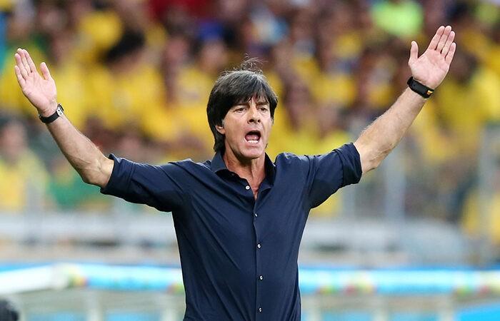 Лева не уволят с поста тренера сборной Германии даже в случае неудачного результата на Евро